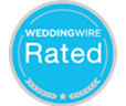 WeddingWire rated